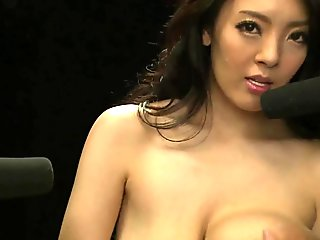 Busty asian monster big tits
