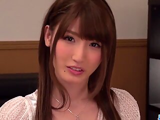 Great Fuck With Amazing Japanese Karin Aizawa - More At - Pink Pussy