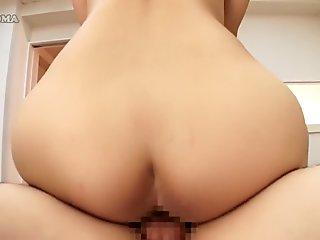 Hottest Japanese model in Best MILF, HD JAV clip