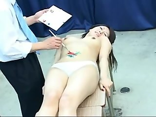 Japanese belly button