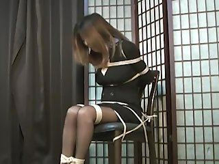 DHAV-013 Bondage Adventure     Widow Nana was Bound and Confined