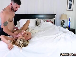 Teen big boobs and ass xxx Dont Sleep On Stepmom