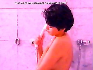 Japanese Girl Shower scene