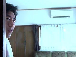 Amazing Japanese whore in Incredible Shower, MILF JAV clip
