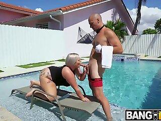 Ashley Barbie Fucks The Help