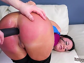 Ass worship and cucumber play Fuck my ass, tear up my head EXTREME!