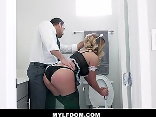 MYLFDom - Fucking Asian Milfs Tight Submissive Pussy